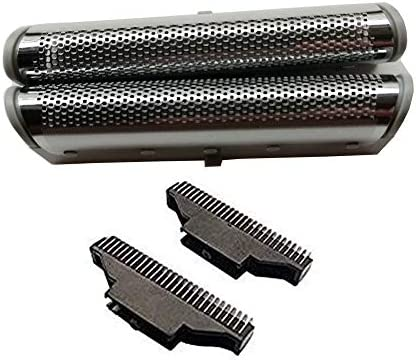 Lámina de afeitar de repuesto, 2 piezas y cuchillas de corte (2 ...