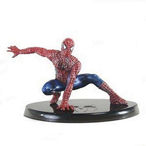(Chozoukei Damashii Spider-Man 3 Trading Figure - Bandai Japan Import 2007)