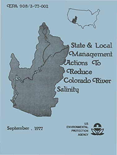 State & Local Management Actions to Reduce Colorado River ...