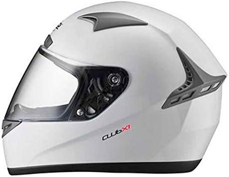 M Bianco SPARCO RACING S0033192M Helmet Club X-1 TG M BI OM