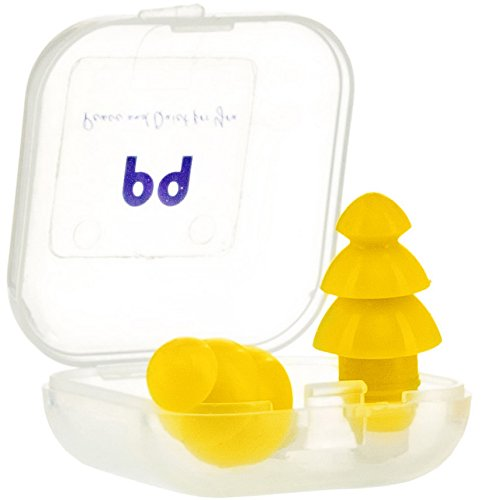 PQ Earplugs for Sleep - Comfortable & Reusable Ear Plugs for Side Sleepers - Sound Blocking Level 32 dB - Noise Cancelling for Snoring & Reusable Ear Plugs for Swimming & Traveling by Peace&Quiet (Image #7)