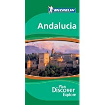 Michelin Andalucia (Michelin Green Guide Andalucia) by Paul Glassman (2007-02-28)