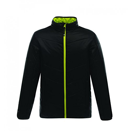 Down Lime X Mens Pro XXXL Black Regatta Up Icefall Jacket Zip YOwRg6x