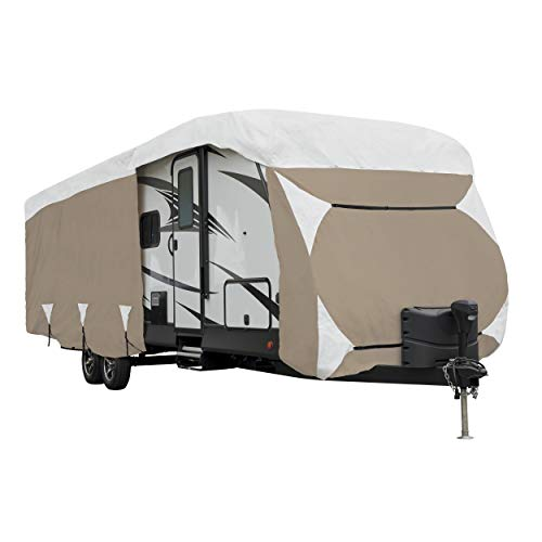 AmazonBasics Trailer RV Cover, 18-20 Foot