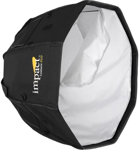 Impact Luxbanx Duo Deep Extra-Small Octagonal Softbox 18 2 Pack