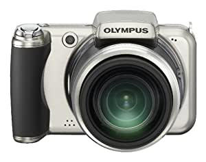 Olympus SP-800UZ 14MP Digital Camera with 30x Wide Angle Dual Image Stabilized Zoom and 3.0 inch LCD (Old Model)