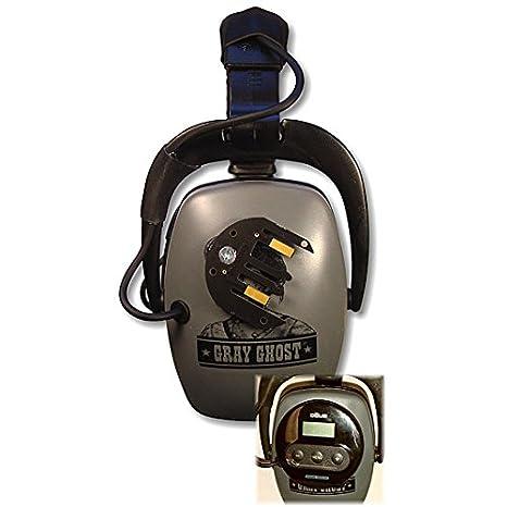 Detector de Metales DetectorPro Gray Ghost XP Auriculares para XP Deus: Amazon.es: Electrónica