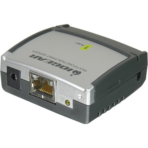 Iogear GMFPSU01 USB 1 Port Multi Function Print Server