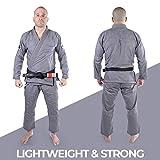 Gold BJJ Jiu Jitsu Gi - Ultra Lightweight Men's