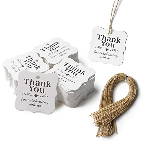 THANK YOU CARDS SET OF 150