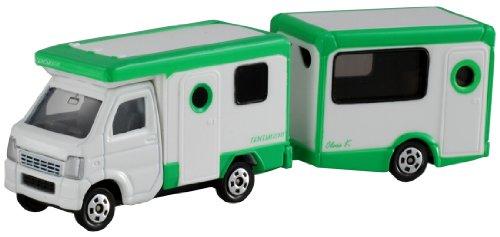 Mikami Tentmushi Camper & Trailer