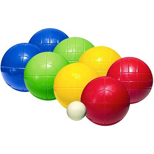 Franklin Sports Intermediate 100MM Bocce Set by Franklin Sports