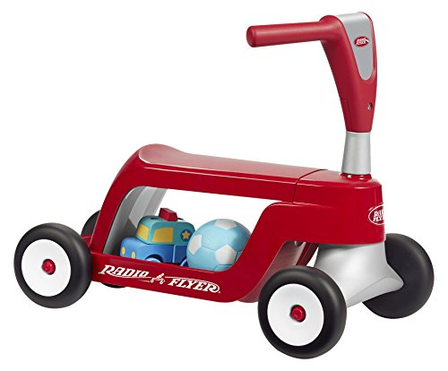 Infant Scooter (Radio Flyer Scoot 2 Scooter Ride)
