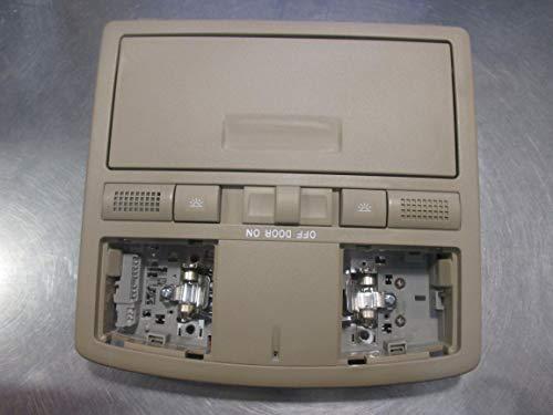 - Mazda 2009-2013 6 Overhead Console Light Beige w/o Sun Roof OEM New GS4A69970D30