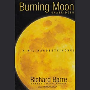 Burning Moon Audiobook