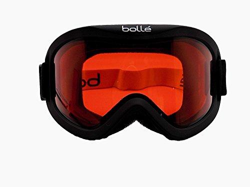 (Bolle Mojo Snow Goggles (Matte Black, Citrus))