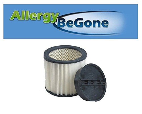 Allergy Be Gone Shop-Vac 9030400 Cartridge Filter