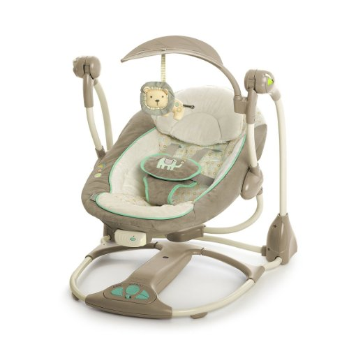 Ingenuity Convertme Swing 2 Seat Whimsical Wonders Amazon Baby