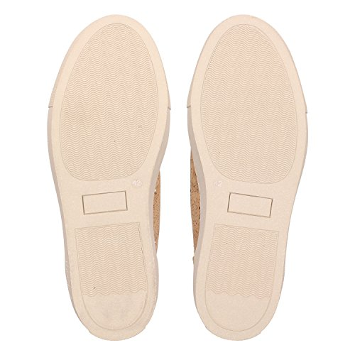 ZWEIGUT Men's Echt #404 Hi-Top Slippers sand-kork 4JNsD0