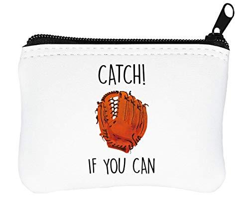Portefeuille Catch Porte Baseball Glissière monnaie Can À If You w4xxnHIpq