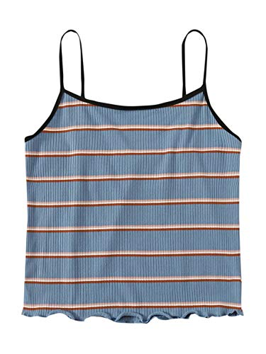 SweatyRocks Womens Strappy Striped Print product image