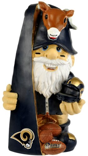 NFL St. Louis Rams Thematic Gnome - 2nd Version