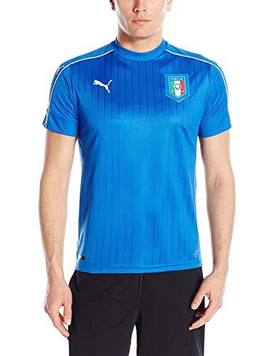 Puma Men's Figc Italia Home Replica Shirt