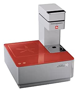illycaffè Y1.1 Iperpresso - Máquina de café en cápsulas, color rojo