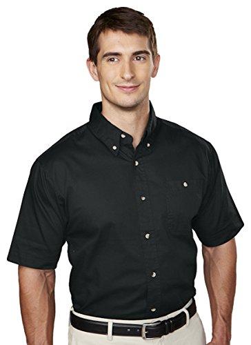 Tri Mountain Men's 6 oz 100% Cotton Twill Shirt - 808 - Clothing Sale Tri
