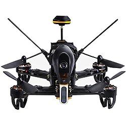 Walkera F210 Professional Racer Quadcopter Drone w/ Devo 7 Transmitter 700TVL Night Vision Camera OSD Ready to Fly Set Mode 2