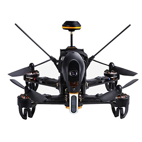 Walkera F210 Professional Racer Quadcopter Drone w/ Devo 7 Transmitter 700TVL Night Vision Camera OSD Ready to Fly Set Mode...