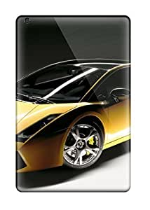 Awesome Lamborghini Gallardo Se 2005 Flip Case With Fashion Design For Ipad Mini/mini 2