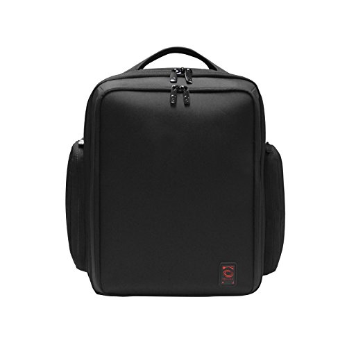 Odyssey Cases BRXMK2BP12 | Large Multi Compartment Backpack for DJ Equipment