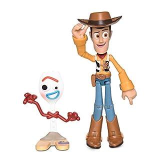 Disney Woody Action Figure - Toy Story 4 - Pixar Toybox