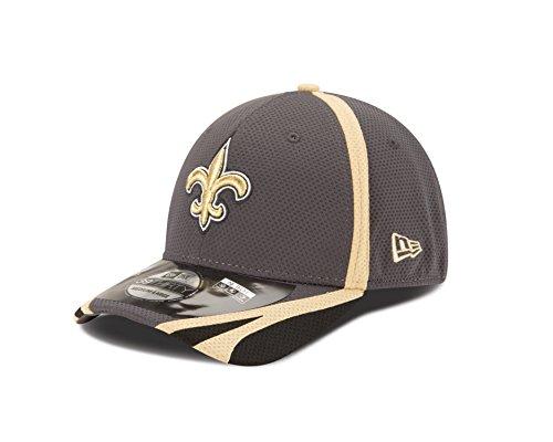 NFL New Orleans Saints Graph Training Cap, -