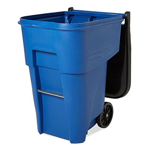 Rubbermaid Commercial Products Brute Rollout Waste Utility
