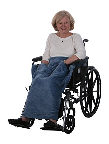 Lightweight Wheelchair Blanket
