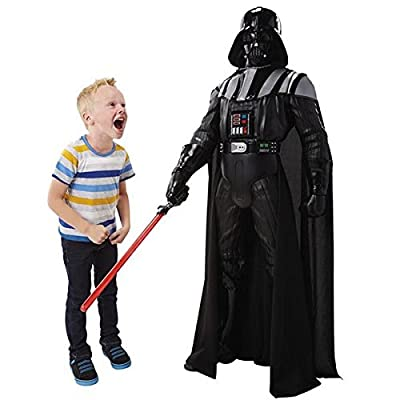 """Star Wars 48"""" Darth Vader Motion Activated Light & Sound Battle Buddy(Discontinued by manufacturer)"""