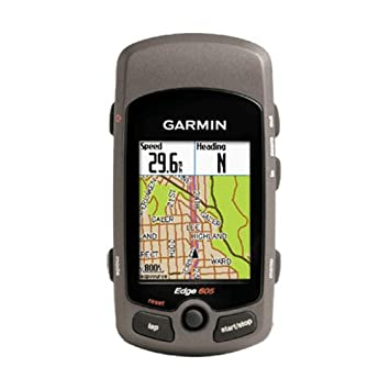 Garmin - Reloj pulsometro gps edge 605 reacondicionado: Amazon.es ...