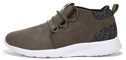 Boras Fashion Sports Sneaker Chukka Suede forest