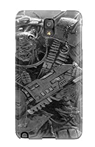 ZFpACuA3184IySUr Tpu Case Skin Protector For Galaxy Note 3 Warhammer Video Game Other With Nice Appearance