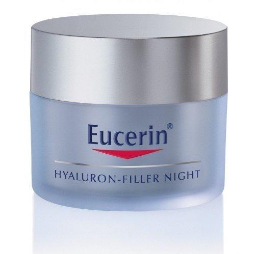Eucerin Hyaluron Filler Night Wrinkle-filling Treatment 50ml .Thai