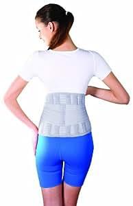 Dynamix Ortho - Faja de sujeción máxima para la espalda (zona lumbar y abdominal)