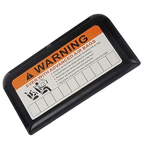 Amazon.com: Fijación y clip para tarjeta de aparcamiento de ...