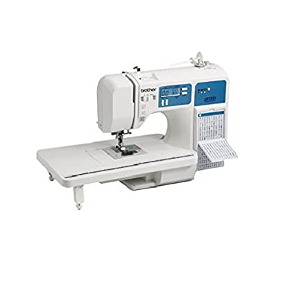 Amazon Brother XR40 Computerized 40Stitch Sewing Quilting Extraordinary Brother Sewing Quilting Machines