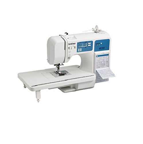 Brother XR1355 Computerized 130-Stitch Sewing & Quilting Mac
