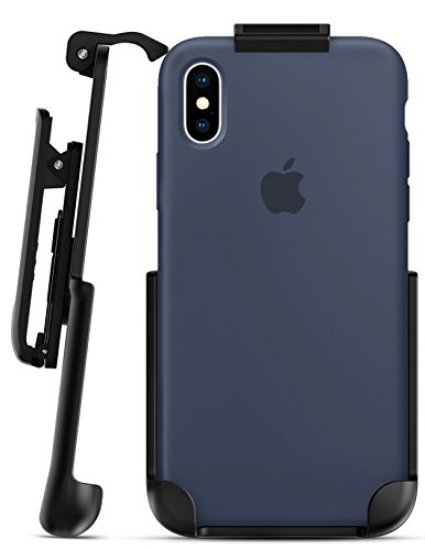Encased Belt Clip Holster for Apple Silicone Case - iPhone X (case not Included)