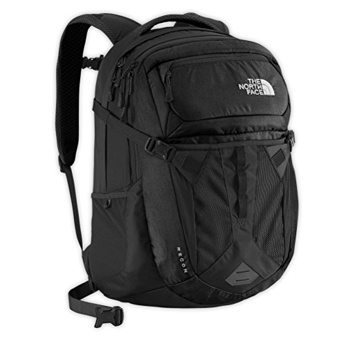 The North Face Recon Backpack - TNF Black - One (Basic Buckle Belt Black)