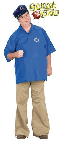FunWorld Skipper Costume, Blue, One