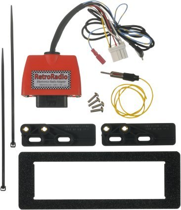 Biketronics Retro Radio CD/Radio Adaptor Kit BT1005X by Biketronics